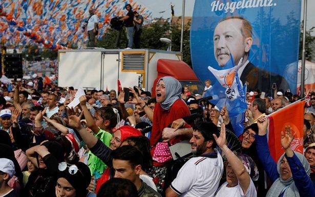 Una opción de vida o muerte para Erdogan en elección presidencial