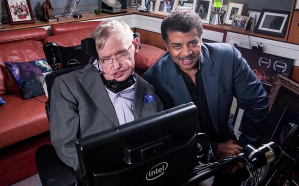 Comunidad científica se despide de Stephen Hawking