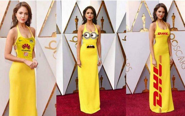 Gala de memes protagonizan momentos de los premios Oscar 2018