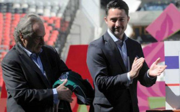 """Yon de Luisa, la """"nueva"""" cara del futbol mexicano"""