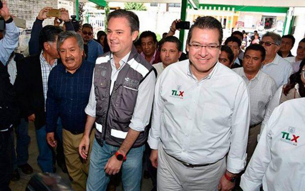 Atienden contingencia escolar en Tlaxcala