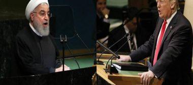 Trump dice en la ONU que Maduro podría ser derrocado y pide aislar a Irán