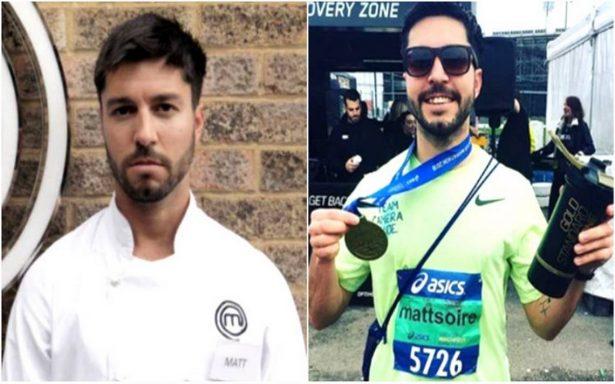 Muere estrella de MasterChef luego de colapsar en Maratón de Londres