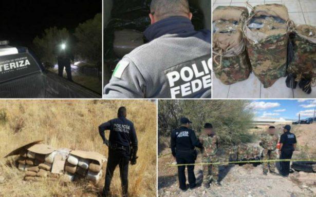 """Operativo """"Escudo Titán"""" impacta en las finanzas del narcotráfico; hay 330 detenidos"""