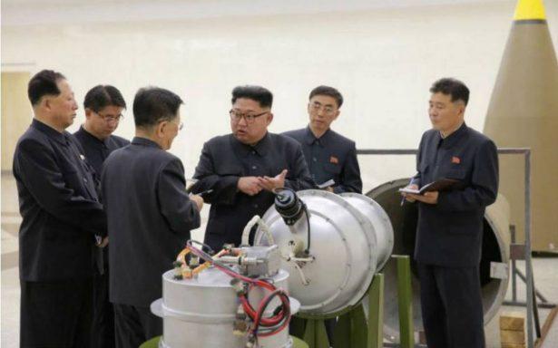 """Corea del Norte es """"una potencia nuclea"""" y no cederá a las presiones"""