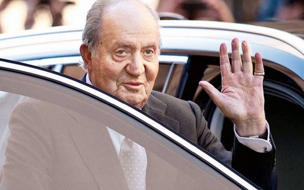 Examante del rey Juan Carlos alerta al gobierno y servicios secretos