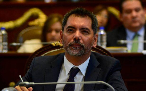 Renuncia secretario de finanzas de la CDMX, Édgar Amador Zamora