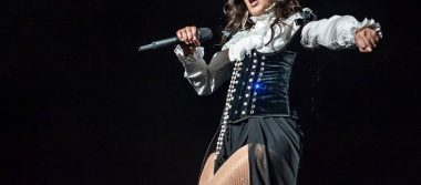 Camila Cabello hace vibrar a México al ritmo de Havana