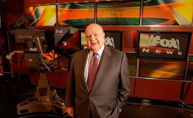 Muere Roger Ailes, fundador de Fox News, bajo sombra de escándalo sexual