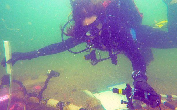 (Video) Cementerio bajo el Golfo de México con 7 mil años de antigüedad