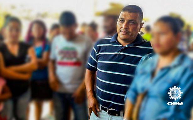 Detienen a candidato en Guerrero