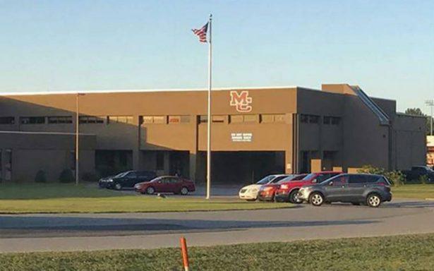 Tiroteo en secundaria de Kentucky deja un muerto y varios heridos