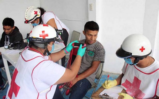 Cruz Roja también se ve afectada por conductas sexuales de sus integrantes