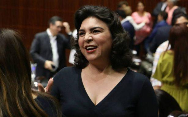 Ivonne Ortega insiste en buscar candidatura del PRI a la Presidencia