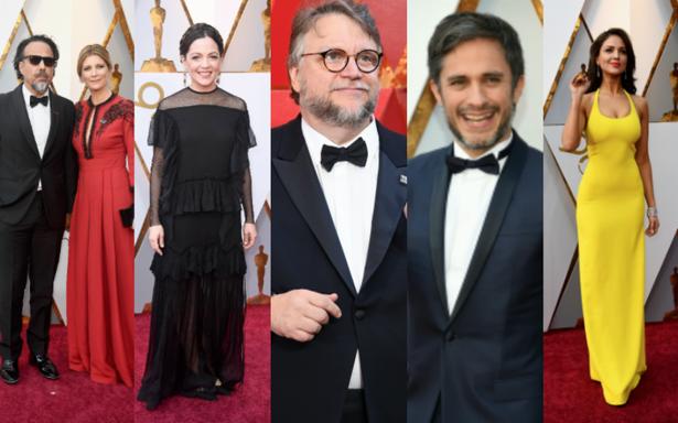 El poder mexicano se roba la noche de los #Oscars90