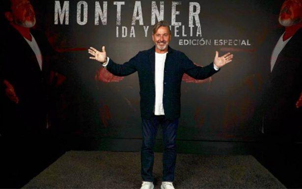 """Ricardo Montaner rinde homenaje a México con nuevo disco """"Ida y vuelta"""""""