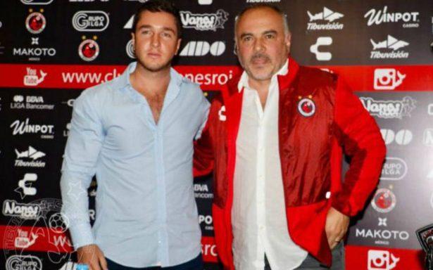 Memo Vázquez, nuevo técnico de Veracruz