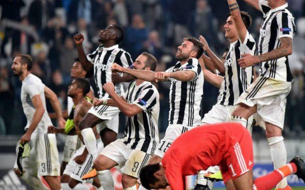 Juventus remonta el marcador y vence al Sporting en casa