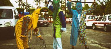 La danza del lícer revive la cosmovisión y el ritual olmeca para el inicio de las lluvias