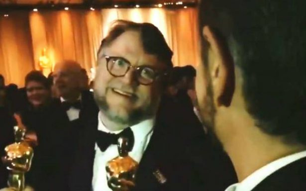 "[Video] ""Me vas a llevar mariachi ¿o qué?"", Del Toro a Derbez"