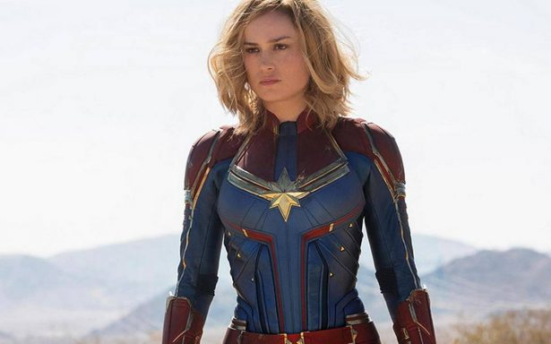 [Video] Aquí el poderoso primer trailer de ¡Captain Marvel!