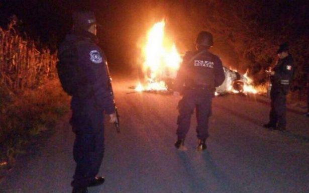 Ejecutan y queman a ex líder del PRD en Guerrero