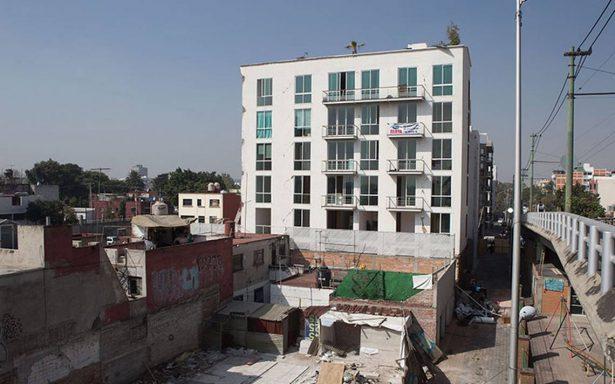 Detienen a apoderado legal de edificio Zapata 56 colapsado el 19-S