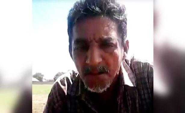 Él es Cándido Ríos, el trailero que tomó los caminos del periodismo