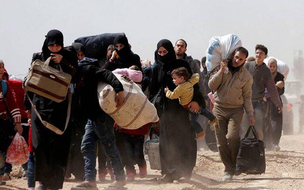 Siete años de guerra en Siria ha dejado más de 500 mil muertos