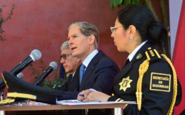 Del Mazo presenta decálogo de acciones contra inseguridad