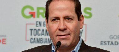 Eruviel Ávila, nuevo dirigente del PRI en la CDMX