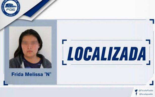 Estudiante de Puebla aparece; se cambió de casa sin avisar