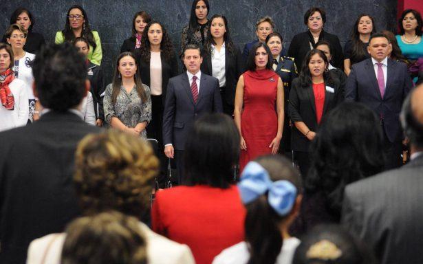 Pocas mujeres en el poder ejecutivo y judicial