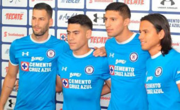 Cruz Azul presenta a sus refuerzos para el Apertura 2017