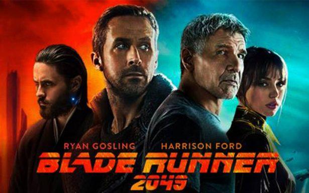"""""""Blade Runner 2049"""", la favorita del público en cines mexicanos"""