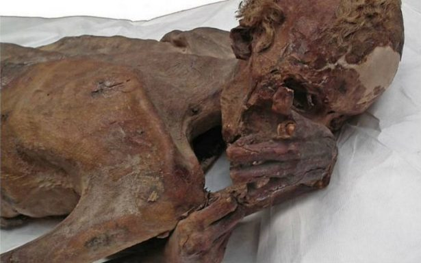 Descubren los primeros tatuajes figurativos del mundo en momias de hace 5 mil años