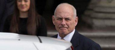 Secretario de Seguridad Nacional de EU descarta deportaciones masivas