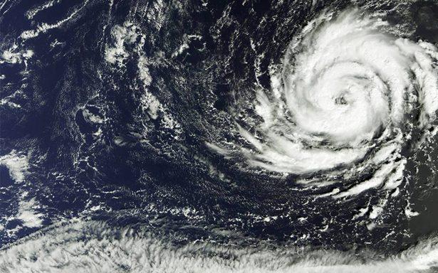 Ofelia se convierte en huracán categoría 3; se encuentran en alerta Irlanda y Reino Unido