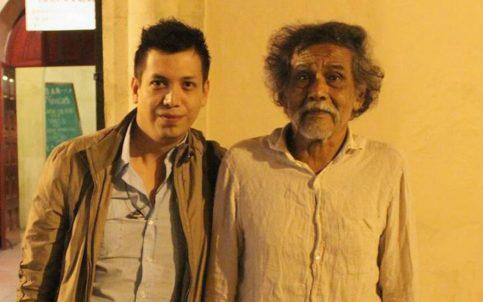 Francisco Toledo apoya a jóvenes artistas