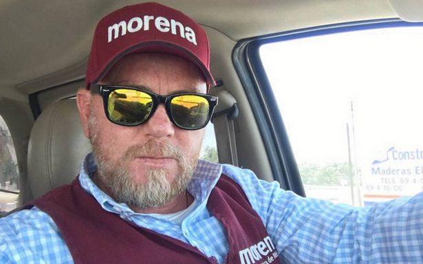 Denuncian desaparición de candidato de Morena en Coahuila