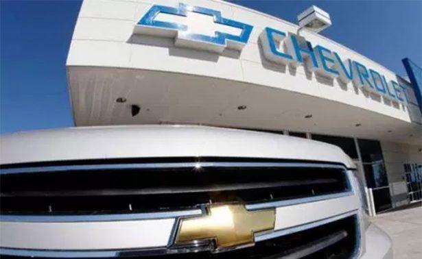 General Motors creará 600 plazas en EU para reemplazar trabajo en plantas extranjeras