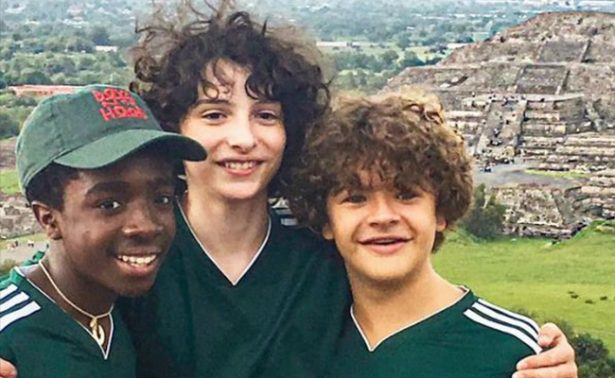 "Actores de ""Stranger Things"" revelan posible jersey del Tricolor"