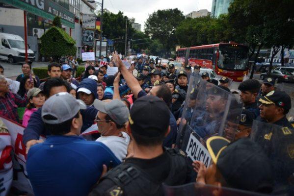 Se esperan varias manifestaciones para este martes