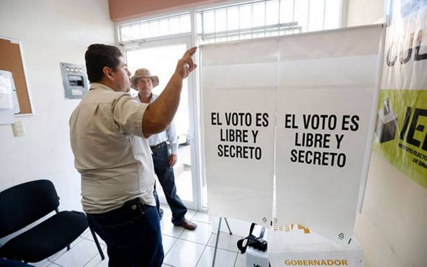 Elecciones 2018: Endurecen castigos para fauna electoral