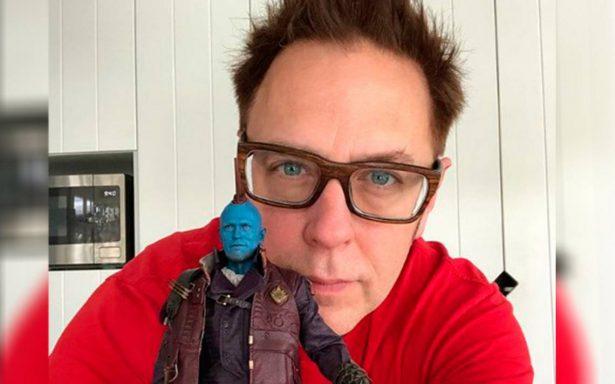 """¿""""Guardianes de la Galaxia 3″ en riesgo? Director James Gunn despedido por escándalo en Twitter"""