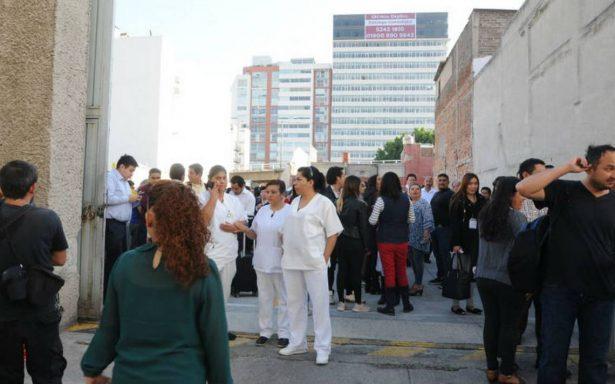 Sismo de magnitud 5.9 activa alerta sísmica en la Ciudad de México