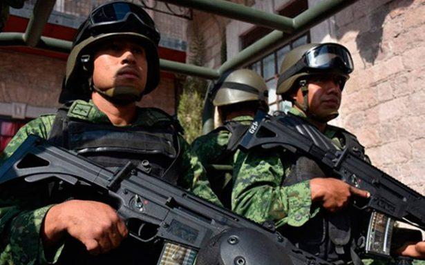 [Video] Conoce el fusil FX-05, la 'Serpiente de Fuego' del Ejército