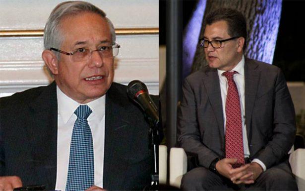 Mancera anuncia cambios en su gabinete; Gaviño y Serna renuncian