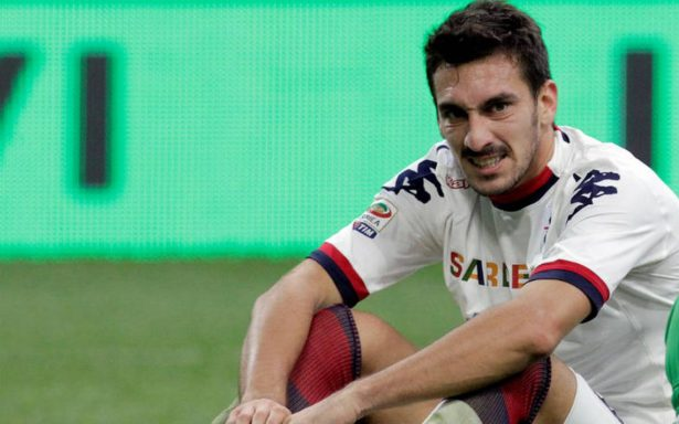 Hallan muerto al capitán de la Fiorentina, Davide Astori