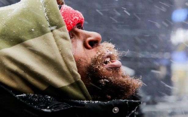 Suman 11 muertos en menos de 24 horas en EU por ola de frío